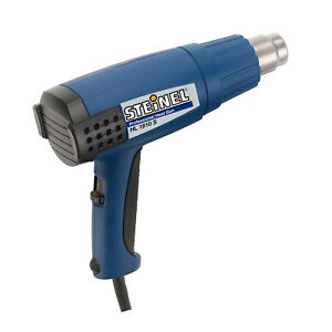 Steinel Hl 1820 S 3 stage Professional Heat Gun Lot Of 1
