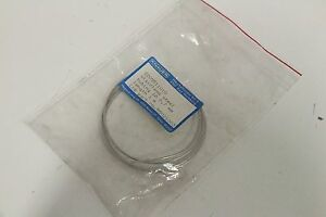 Knauer 2205511010 Stainless Steel Tubing Id 0 7mm 1m Length Lkb 95021003
