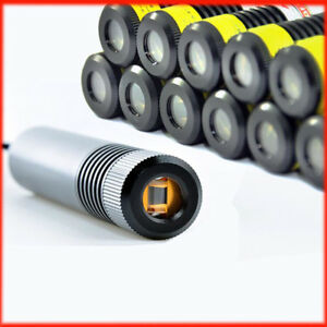 Cylindrical Lens Built Accurate 660nm 100mw Red Line Laser Module laser Locator