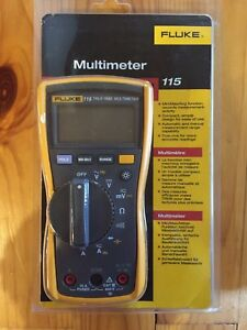 Fluke 115 True Rms Digital Multimeter