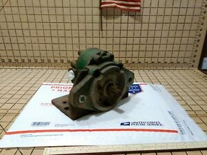 Ford Case John Deere Universal Tractor Hydraulic Pump With Mounting Bracket
