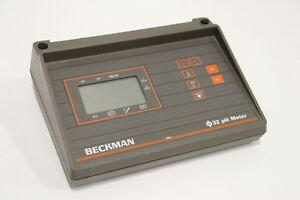 Beckman Phi 32 Laboratory Benchtop Ph mv Display Meter 123140