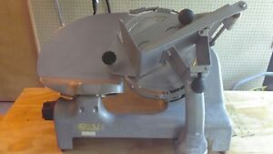 Pre Owned berkel 909 C 1 Commercial Grade Gravity Feed Deli Meat cheese Slicer