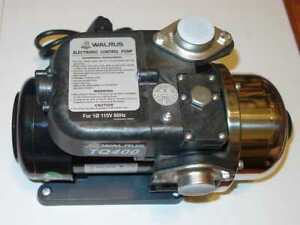 Walrus Water Supply Pressure Booster Pump 1 2 Hp 115vac 18 5gpm Auto Control