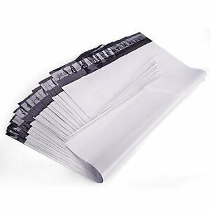 Poly Mailers 9x12 100 Shipping Envelopes Plastic Mailing Bag Self Sealing 2 5mil
