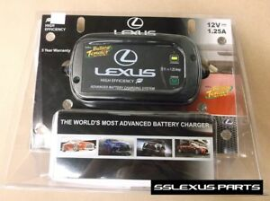 New Lexus Deltran Battery Tender Charger 01851