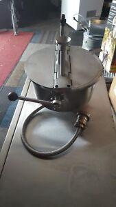 Gold Medal 1618ets Popcorn Machine Replacement Kettle Stainless Steel
