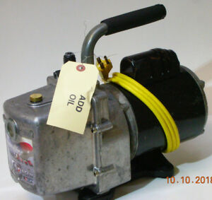 J b Industries Eliminator Dv 6e 6 Cfm Vacuum Pump