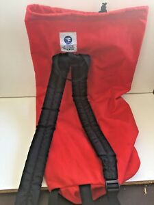 Cmc Rescue Equipment Rope Bag Red