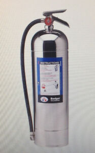 Badger Wp 61 ulc Class 2a Water Fire Extinguisher 2010 New