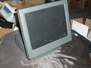 Bematech Sb 9020 Touch Screen Pos Terminal Used No Hdd Bar Restaurant Retail