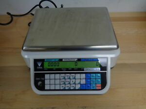 15 Lb X 0 002 Lb Dmc 782 Digi Coin Counting Scale Open Box