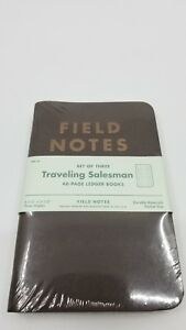 New Sealed Field Notes Fnc 16 Traveling Salesman Limited Edition Fall 2012