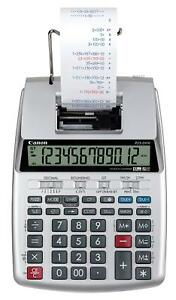 Canon P23 dhv 3 Printing Calculator With Double Check Function Tax Calculation