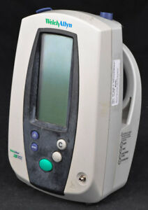 Welch Allyn Series 420 Medical Digital Patient Vital Spot Signs Monitor Unit