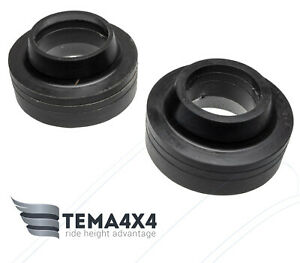 Rear Coil Spacers 35mm For Jeep Commander Cherokee Liberty Lift Kit