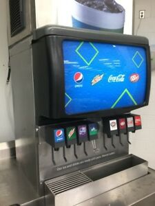 Cornelius 8 Flavor Commercial Coke pepsi Soda Dispenser Used In Great Condition