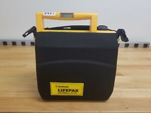Physio Control Lifepak 500 Aed With Carry Case 6451