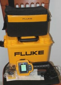 Fluke Ti10 Thermal Imaging Camera 9hz Complete Kit Ir Fusion Technology Mint