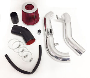 Cold Air Intake System Kit Filter For 2007 2012 Nissan Versa 1 8l