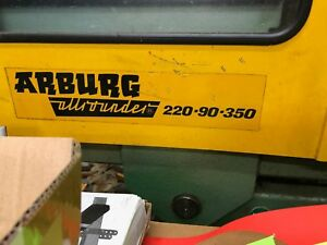 1984 Arburg 40 ton Plastic Injection Molding Machine