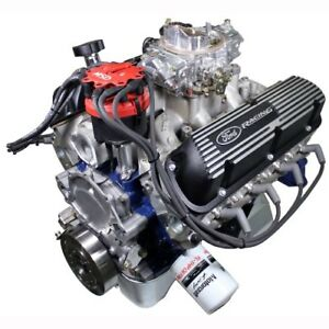 Ford Performance 347ci X2347dr Street Cruiser dressed Crate Engine X2 Heads