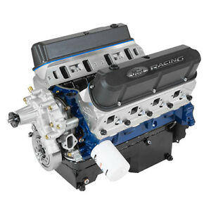 363 Cubic Inch 500 Hp Boss Crate Engine M 6007 Z2363rt