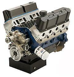 Ford 427 C i d 535 Hp Crate Engine Z2 seires Heads M 6007 z2427fft