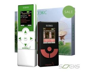 Soeks Ecoset Ecotester And Impulse 3 in 1 Bundle For Radiation Nitrates Emf