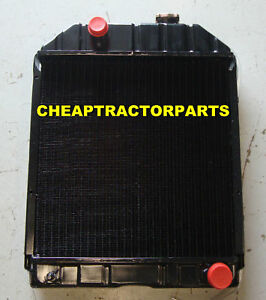 New Ford Tractor Radiator 340 4100 4500 5000 535 5600 6600