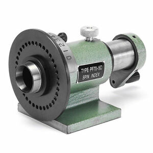 Machifit 5c Precision Spin Index Fixture Collet For Cnc Milling Tool
