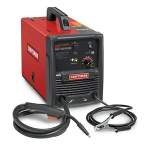 Used Craftsman 120v Flux Core Only Welder