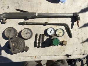 Victor Heavy Duty Gas Welding Equipment And Regulators