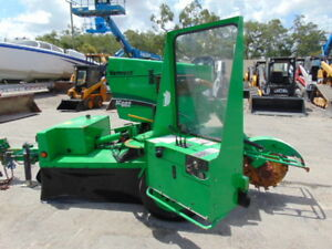 2013 Vermeer Sc 602 Commercial Duty Towable stump Grinder Cat Diesel Powered