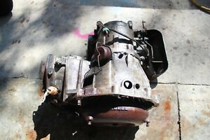 Vw Cabriolet Golf Automatic Transmission 89 90 91 92 93