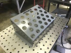 Cat40 Cnc Mill Tool Holder Rack Made In Usa