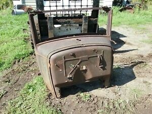 1930 1931 Ford Model A Cowl With Firewall