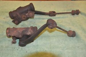 1939 1941 1946 Chevrolet Gmc Pickup Truck Front Lever Shocks Links Ac Delco
