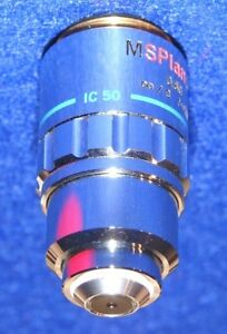 Olympus Microscope Objective Ms Plan 50x 0 80 106074