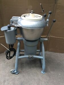 Hobart Vcm 25 Vertical Cutter Mixer Chopper Pizza With New Upper Motor Bearings