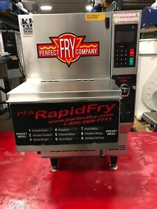 Perfect Fry Perfectfry Pfa7200 Fully Automatic Ventless Countertop Fryer
