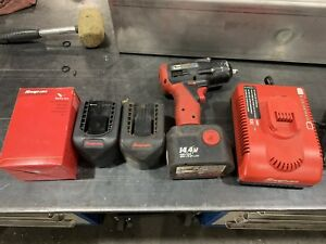 Snap On 3 8 Drive Cordless Impact Wrench 14 4v