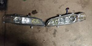 Jdm 1994 2001 Acura Integra Dc2 Itr Koito Head Light Chrome Type R