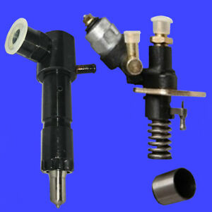 Electric Diesel Fuel Pump Right Port Injector For Mach Force Koop Lct