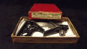 reduced Pricing Starrett 11 4 Combination Square With Center Heads 189