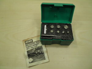 RCBS Reloading Scale Check Weight Set Deluxe
