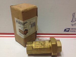Legend Dual Check Backflow Preventer T 457 Valve 3 4 115 105 q