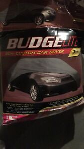 Budge Lite Semi Custom Car Cover Sz 2 Med Style B 2 Uv Water Sun Protection