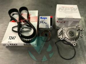 Gates T247 Timing Belt Kit Combo 94 01 Acura Integra Gsr Type R B18c All