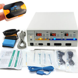 Fast Ship Electrosurgical Unit Diathermy Surgery Electrotome Foot Control Wgift